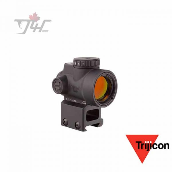 Trijicon MRO (MRO-C-2200006) 1x25 2.0MOA Red Dot with 1/3 Co-Witness Mount