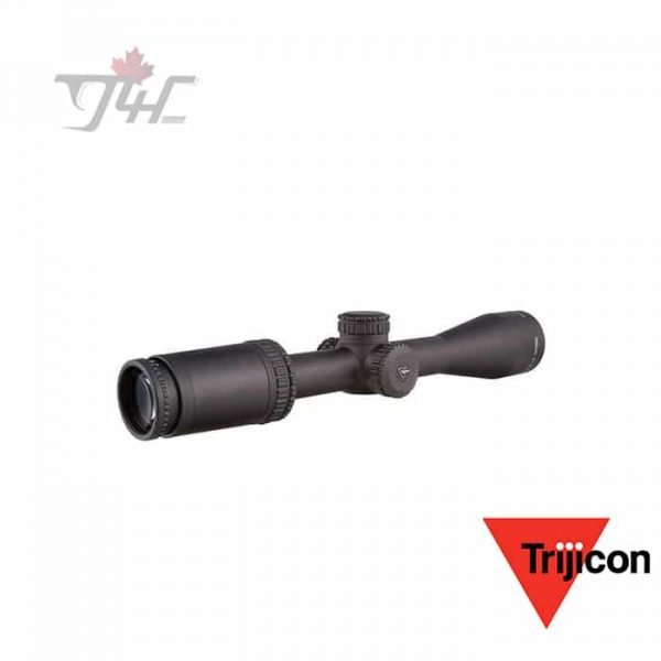 "Trijicon AccuPower (RS20-C-1900011) 3-9×40 MIL-Square Green LED Crosshair 1"" Tube"