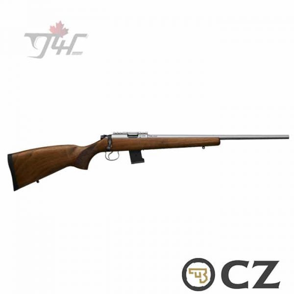 CZ-455-Stainless-Wood-.22LR-20.7