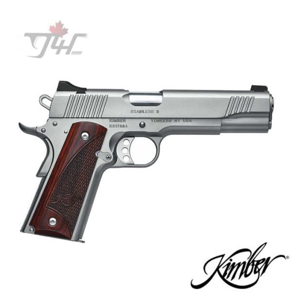 KIMBER-STAINLESS-ll-9MM