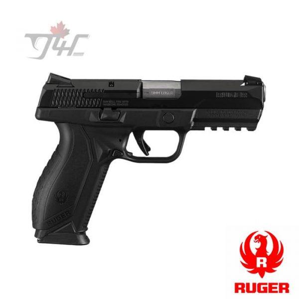 Ruger-American-Pistol-9mm-4.2-BRL-Black