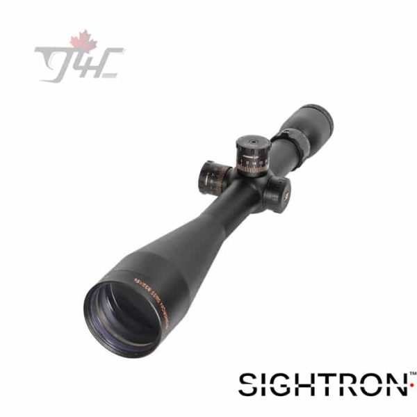 Sightron SIII 8-32x56mm 0.25MOA Adj. MOA-H Reticle 30mm Tube
