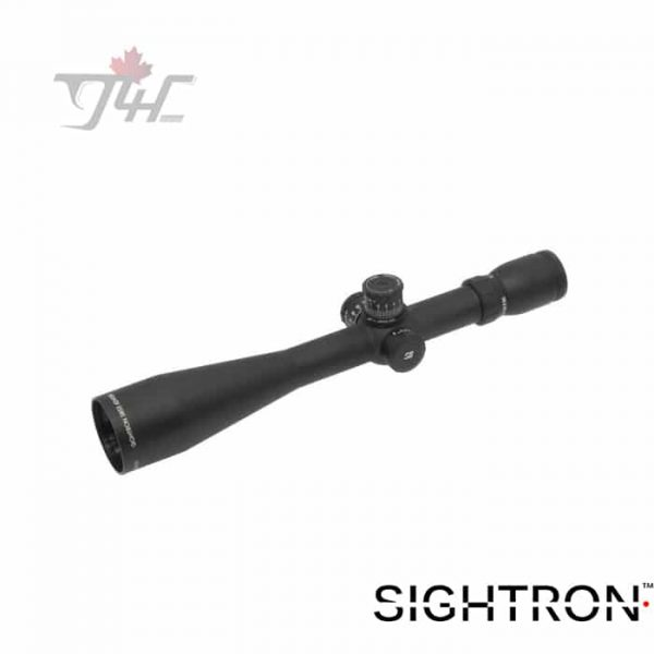 Sightron SIII 6-24x50mm 0.25MOA Adj. MOA-2 Reticle 30mm Tube