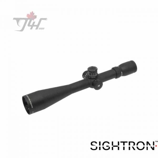 Sightron SIII 6-24x50mm 0.25MOA Adj. MOA-2 Reticle 30mm Tube