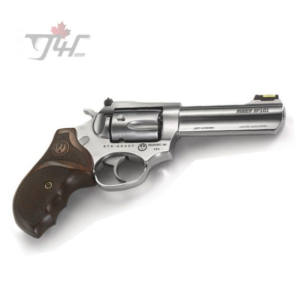 Ruger SP101 Match Champion
