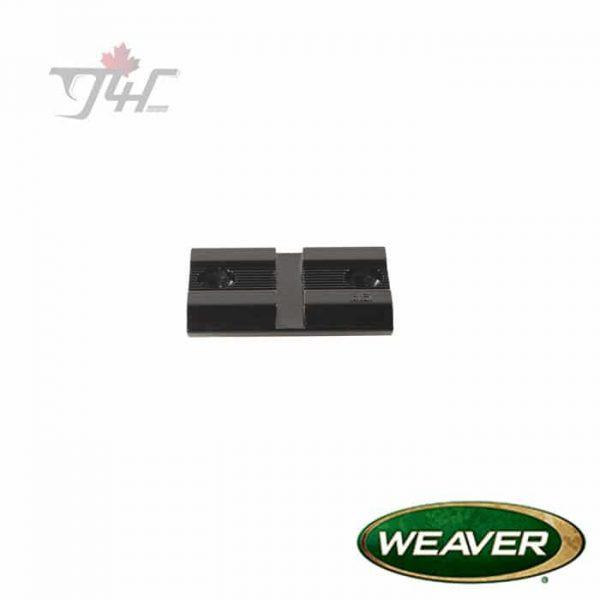 Weaver-35-Top-Front-Mount-Base