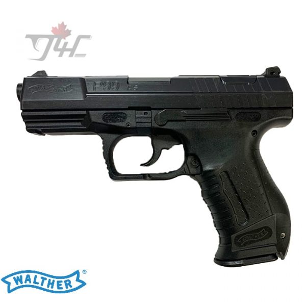 """Walther P99 AS 9mm 4.25"""" BRL Black"""