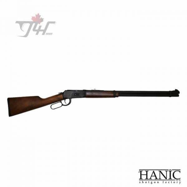 HANIC-LEVER-ACTION-410GA-2.5-WALNUT-STOCK-24-CHROME-BARREL