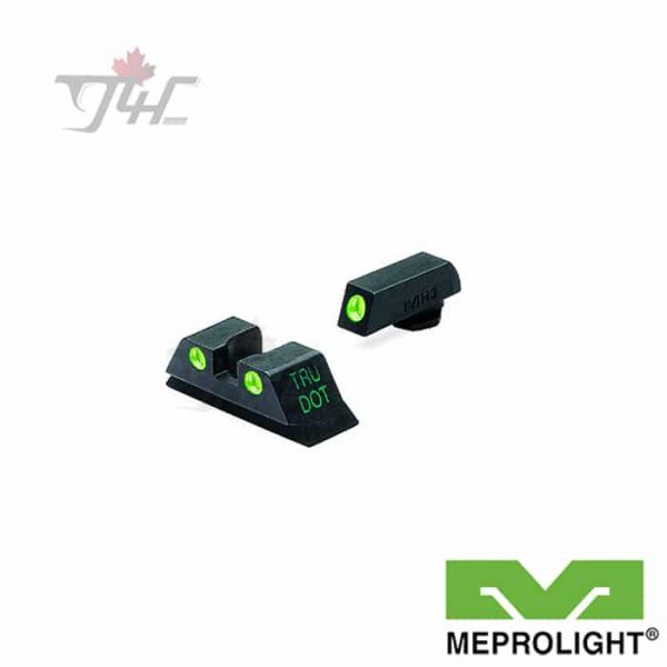 MEPROLIGHT-GLOCK-9-357SIG-40-45GAP-G-G-FIXED-SET-TRU-DOT-NIG