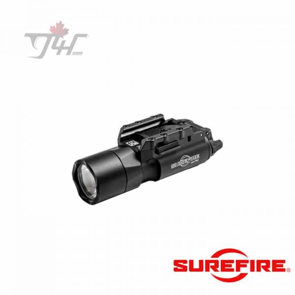 Surefire X300U-A 1000Lumens LED Handgun Light with Rail-Lock® Mounting System Black