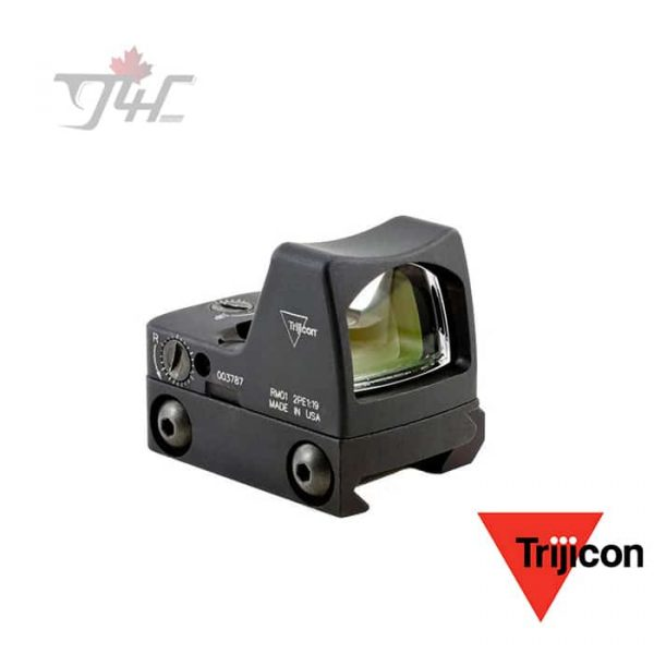 Trijicon RMR (RM01-C-700601) 3.25MOA Red Dot with Mount