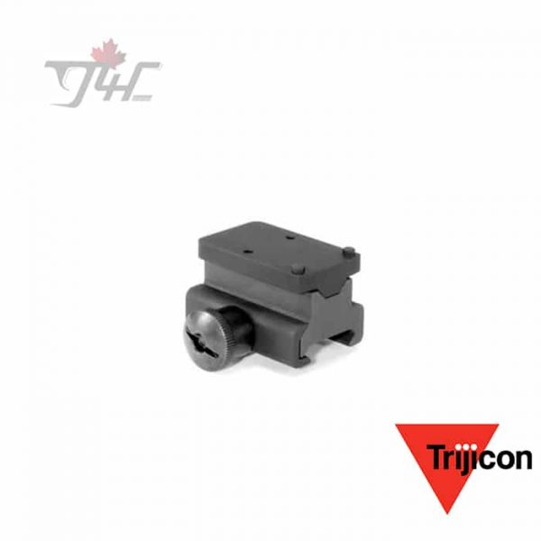 Trijicon (AC32005) RMR/SRO Picatinny Rail Mount Adapter with Colt Thumb Screw