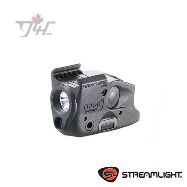 Streamlight TLR-7 Low Profile Tactical Light 500Lumens BLK