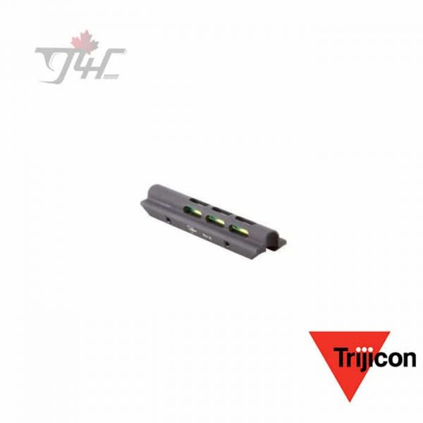 Trijicon SH01-G TrijiDot Green Fiber Optic Shotgun Sight Small Housing