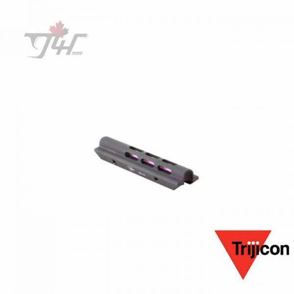 Trijicon SH01-R TrijiDot Red Fiber Optic Shotgun Sight Small Housing