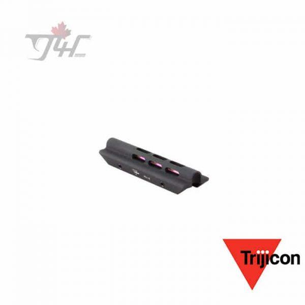 Trijicon SH02-R TrijiDot Red Fiber Optic Shotgun Sight Medium Housing