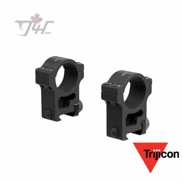 Trijicon (TR106) 30mm Tube Aluminum Rings (Ex. High)