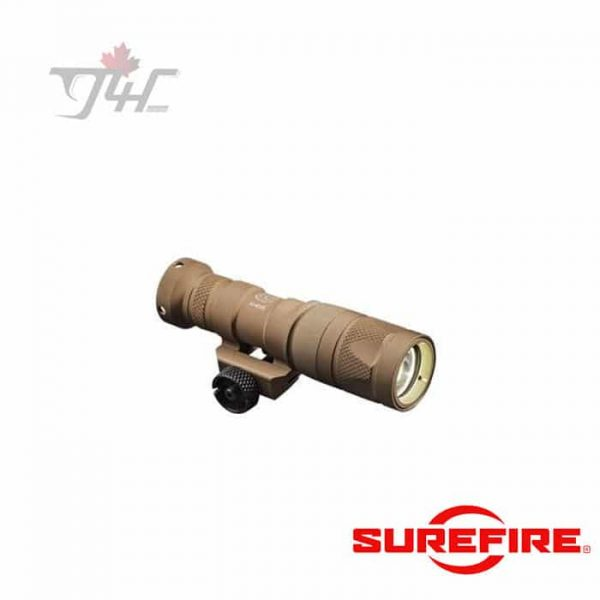 Surefire M300V Mini Scout LED Weapon Light 250Lumens TAN