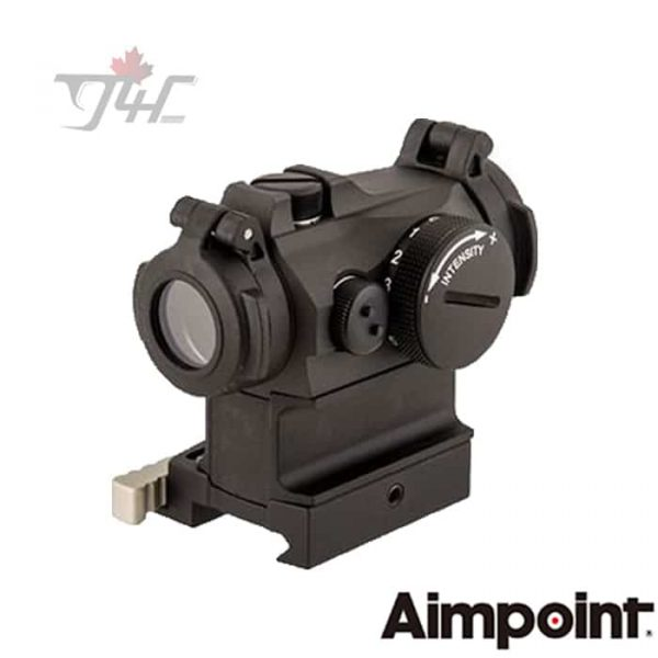 Aimpoint-Micro-T-2-2MOA-Red-Dot-with-39mm-Spacer-and-LRP-Mount