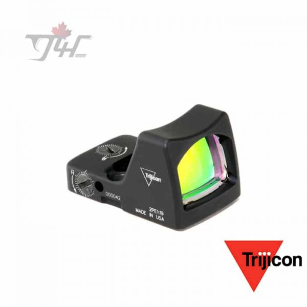Trijicon RMR (RM01-C-700600) Type2 3.25MOA Red Dot without Mount