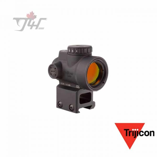 Trijicon MRO (MRO-C-2200005) 1x25 2.0MOA Red Dot with Full Co-Witness Mount