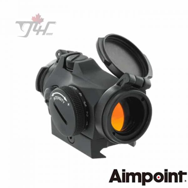 Aimpoint-Micro-T-2-2MOA-Red-Dot-with-Low-Mount