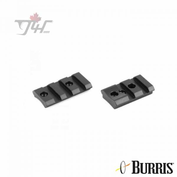Burris-Xtreme-Tactical-Steel-2-Piece-Bases-Remington-7007-ShortLong
