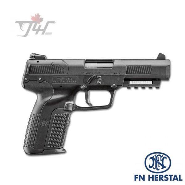 FN-Five-Seven-5.7x28mm-4.75-BRL-Black