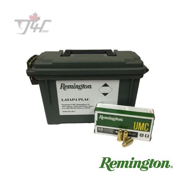 Remington-UMC-.45ACP-230gr-300rds