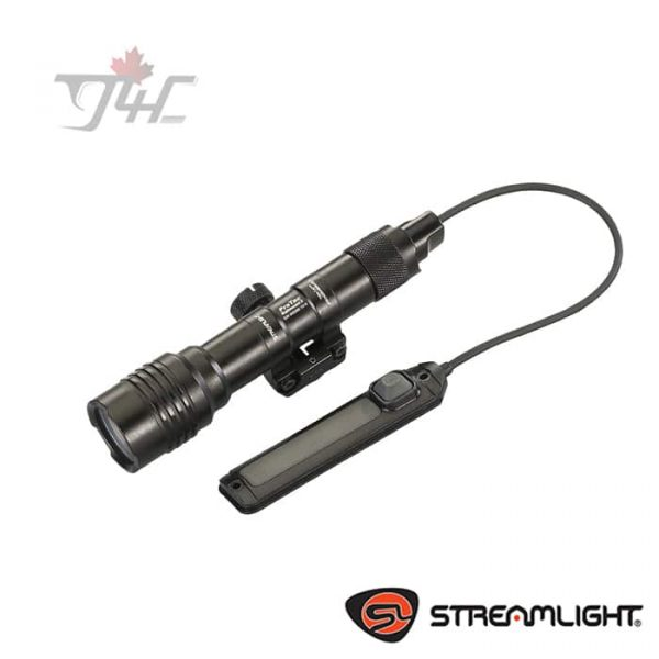 Streamlight ProTac Rail Mount 2 Fix-Mount w/ Tail Switch 625Lumens BLK