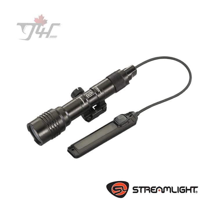 Streamlight ProTac Rail Mount 2 Fix-Mount w/ Tail Switch 625Lumens BLK