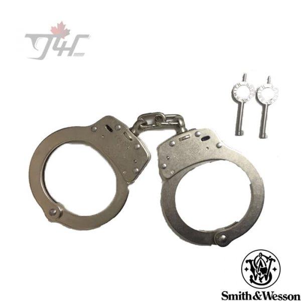 Smith-Wesson-Model-100-Handcuff-Chain-Nickel