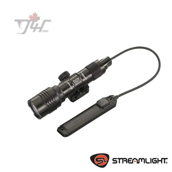 Streamlight-ProTac-Rail-Mount-1-Fix-Mount-w-Tail-Switch-350Lumens-BLK