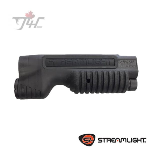 Streamlight TL-Racker Shotgun Forend Light for Remington 870 1000Lumens BLK