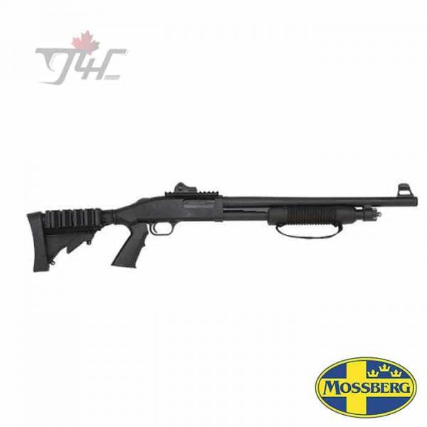 Mossberg 500 Tactical SPX 12Gauge 18.5″ Black