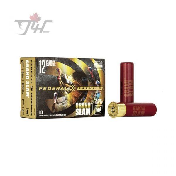 Federal Strut-Shok 12Gauge Magnum Turkey Load 3-1/2inch 2oz. #6 Shot 10rds