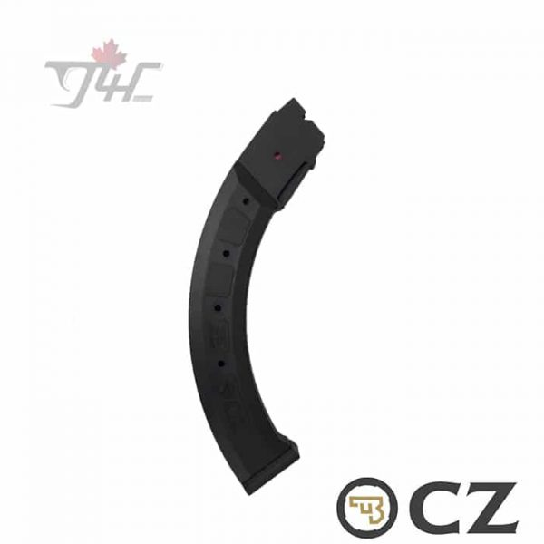 CZ-512-452-455-.22LR-25rd-Magazine-Black