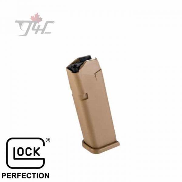 Glock-9mm-19X-10rd-Magazine-Coyote-1