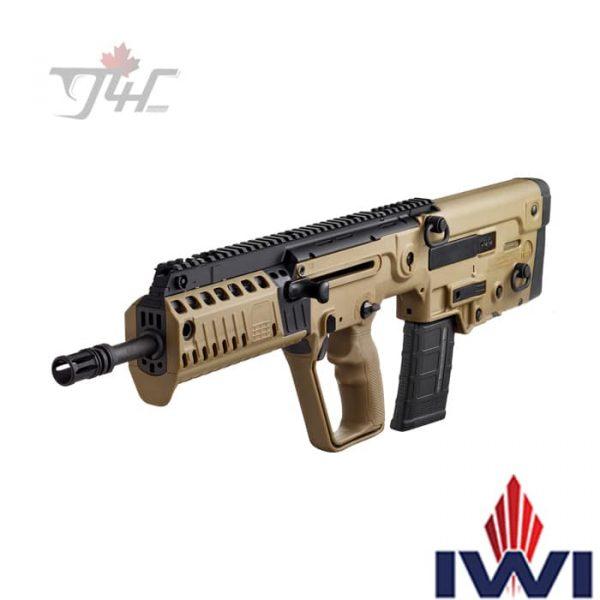 IWI-Tavor-X95-5.56NATO-18.6-BRL-FDE