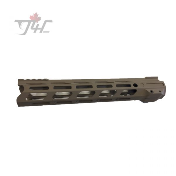 Maple Ridge Armoury V1 Free Float M-LOK Handguard 11.5 FDE