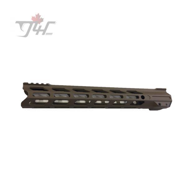 Maple Ridge Armoury V1 Free Float M-LOK Handguard 13.5 fde