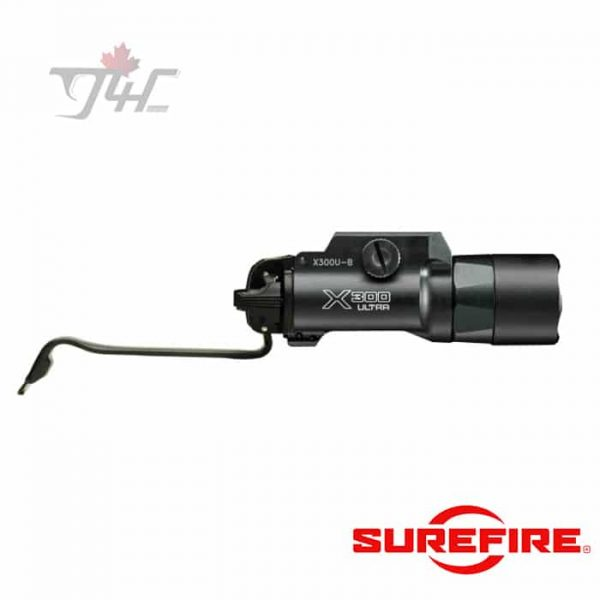 Surefire-X300U-B-Ultra-600Lumens-with-DG-11-Grip-Switch-Black