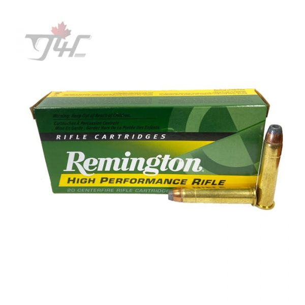 Remington High Performance Rifle 45-70GOVT 300gr. SJHP 20rds