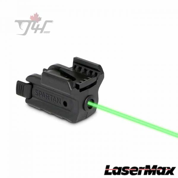 LaserMax-Spartan-SPS-G-Adjustable-Fit-Green-Laser-Sight
