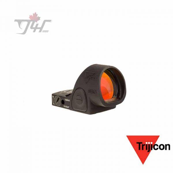 Trijicon SRO (SRO3-C-2500003) 5.0MOA Adjustable Red Dot without Mount