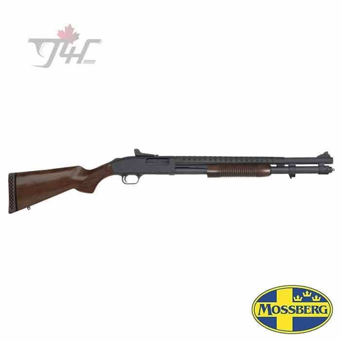 Mossberg-590A1-Retrograde-Black-Walnut