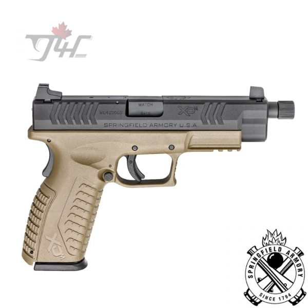 Springfield-XDM-9mm-4.5-BRL-FDE