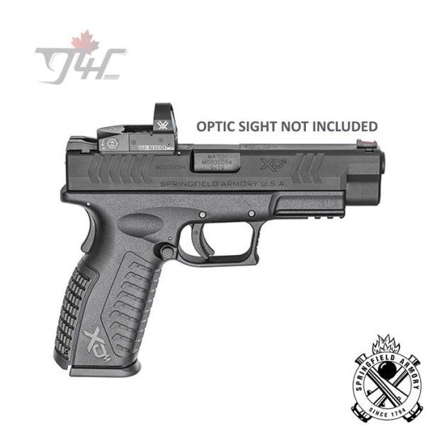 Springfield-XDM-Optic-Ready-9mm-4.5-BRL-Black