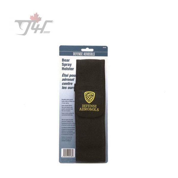 Defense Aerosols Nylon Bear Spray Belt Holster