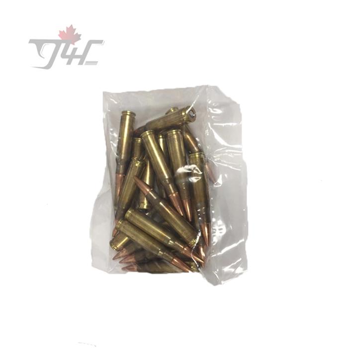Fed. American Eagle 7.62x51mm 149gr. FMJ XM80CS